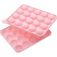 SWEETLY DOES IT Cake Pop Mould - Pink, Pink