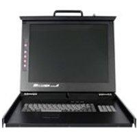 StarTech.com LCD Rack Console - KVM console - 19