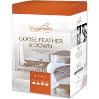 Snuggledown Goose Feather and Down 4.5 Tog Duvet