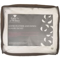 Goose Feather and Goose Down Duvet 13.5 Tog