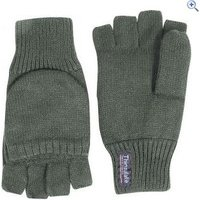 Jack Pyke Shooter Mitts - Colour: Green