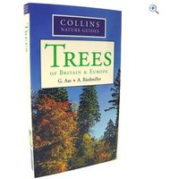 Collins Nature Guide: Trees of Britain & Europe