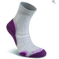 Bridgedale Womens Woolfusion Trail Ultra Light Socks (M) - Colour: Green