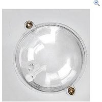 Fladen Clear Bubble Floats - XL - 2 Pack