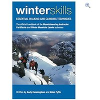 Cordee Winter Skills: Essential Walking and Climbing Techniques Guide Book