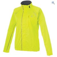 Dare2b Rotation Hi-Vis Womens Jacket - Size: 12 - Colour: Fluo Yellow