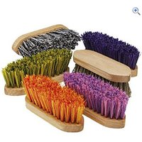 Cottage Craft Small Dandy Brush (Mixed Bristle) - Colour: NAVY-PURPLE