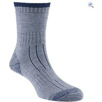 Hi Gear Womens Merino Socks - Size: L - Colour: Smoke Grey
