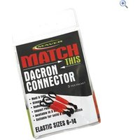 Maver Dacron Connectors, Medium