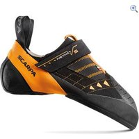 Scarpa Instinct VS Climbing Shoe - Size: 39 - Colour: BLACK ORANGE