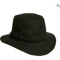 Tilley TTW2 Tec-Wool Hat - Size: 7 - Colour: Olive Mix