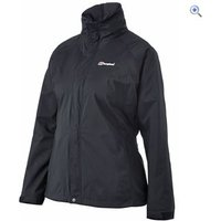 Berghaus Calisto Alpha Womens Waterproof Jacket - Size: 8 - Colour: Black
