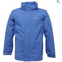 Regatta Westburn Kids Waterproof Jacket - Size: 34 - Colour: BLUEBRRY PIE