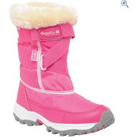 Regatta Snowcadet Junior Winter Boots - Size: 12 - Colour: JEM-WHITE
