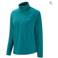Craghoppers Basecamp Womens Microfleece - Size: 10 - Colour: Dark Turquoise