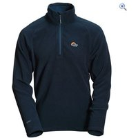 Lowe Alpine Micro Half Zip Mens Fleece - Size: M - Colour: INK-MARL