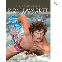 Cordee Ron Fawcett - Rock Athlete Book