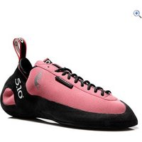 Five Ten Anasazi Lace Climbing Shoe - Size: 7.5 - Colour: Pink-White