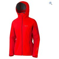 Marmot Womens ROM Jacket - Size: XL - Colour: CHERRY TOMATO