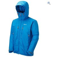 Montane Flux Jacket - Size: L - Colour: ELECTRIC BLUE