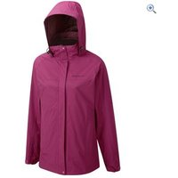 Sprayway Tria Womens 3-in-1 Jacket - Size: 18 - Colour: Ruby Red