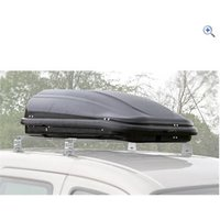 Quest Roof Box (430L) - Colour: Black