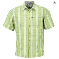 Lowe Alpine Dinara Short Sleeve Mens Trekking Shirt - Size: XL - Colour: LIGHT ASPEN