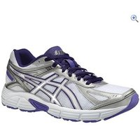 Asics Patriot 7 Womens Running Shoes - Size: 6 - Colour: White and Purple