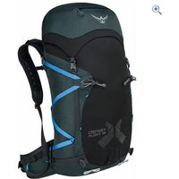 Osprey Mutant 38 Climbing Pack - Colour: GRITSTONE BLACK