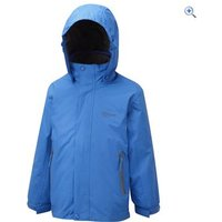 Hi Gear Revel Childrens 3-in-1 Jacket (with Insulated Inner Jacket) - Size: 5-6 - Colour: BLUE-GRAPHITE