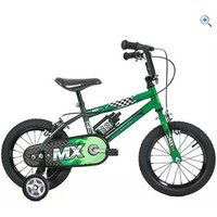 Sunbeam MX14 14 Kids Bike - Colour: Green