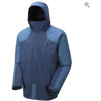 Mammut Trion Mens Insulated 3-in-1 Jacket - Size: S - Colour: SPACE-WHALE