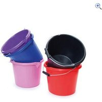 Shires Bucket with Handle - Colour: Purple
