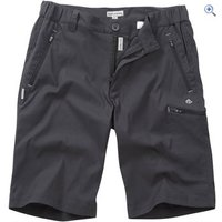 Craghoppers Kiwi Pro Long Shorts - Size: 40 - Colour: DARK LEAD