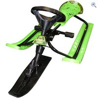 Boyz Toys Dragon Glide Sledge - Colour: Green
