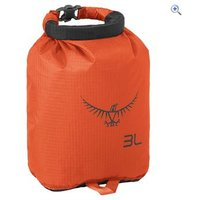 Osprey Ultralight Drysack (3L) - Colour: Orange