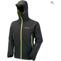 Montane Rock Guide Mens Jacket - Size: S - Colour: Black
