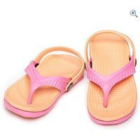 Sinner Akajima Kids Flip Flops - Size: 27 - Colour: PINK-ORANGE