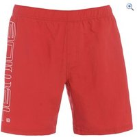 Animal Belos Boardshort - Size: XXL - Colour: BRIGHT RED