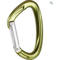 Mammut Crag Key Lock (Straight Gate) - Colour: Leaf