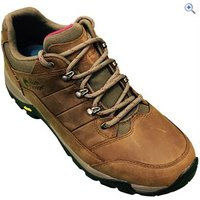 North Ridge Luxor Womens Walking Shoe - Size: 5 - Colour: LIGHT BROWN-RED