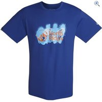 North Ridge Mens Winnipeg Tee - Size: XL - Colour: Blue