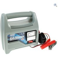 Maypole Battery Charger (6A 12V)