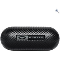 Oakley Large Carbon Fiber Eyewear Case - Colour: Black