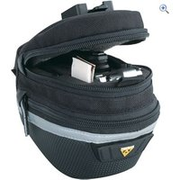 Topeak Survival Tool Wedge II Saddle Bag - Colour: Black