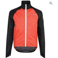 Dare2b AEP Chaser Mens Waterproof Cycling Jacket - Size: XL - Colour: FIERY RED-BLACK