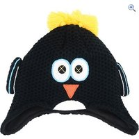 Dare2b Irratic Kids Beanie - Size: 7-10 - Colour: Black