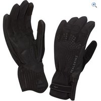 SealSkinz Womens Brecon XP Gloves - Size: L - Colour: Black