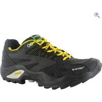 Hi-Tec V-LITE Flash Force Low i Mens Multisport Shoe - Size: 7 - Colour: Charcoal-Black