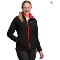 Regatta Connie III Softshell Jacket - Size: 16 - Colour: Black